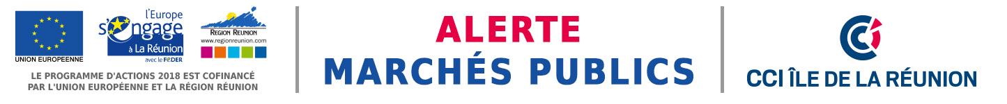 Alerte Marchés Publics